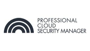 CCC-Professional Cloud Security Manager 3 Days Training in Norwich