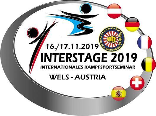 Interstage 2019 - internationales Kampfsportseminar