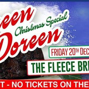 SOLD OUT Doreen Doreen Xmas Party at The Fleece (Fri 20th Dec)