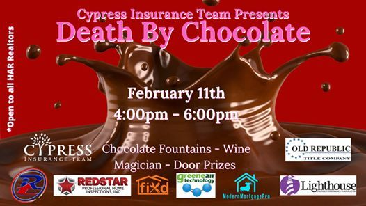 Death By Chocolate (For Realtors)