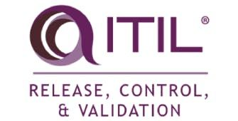 ITIL  Release Control And Validation (RCV) 4 Days Training in Norwich