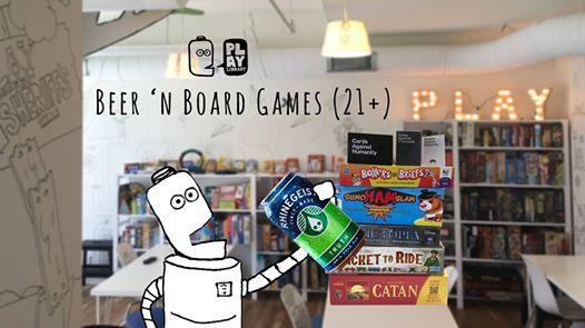 Beer n Board Games