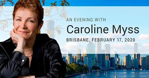 Caroline Myss Live in Brisbane Breathe Together
