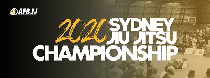 Sydney Jiu-Jitsu championship 2020
