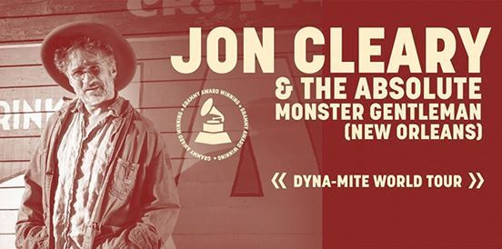 Jon Cleary & The Absolute Monster Gentlemen - The Night Cat