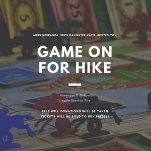 Game on for HIKE