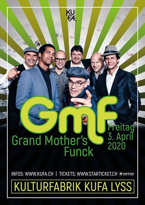 Grand Mothers Funck