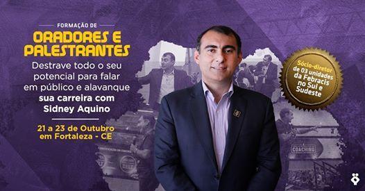 Formao de Oradores e Palestrantes em Fortaleza