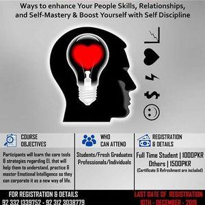 EMOTIONAL INTELLIGENCE - Specialized Workshop