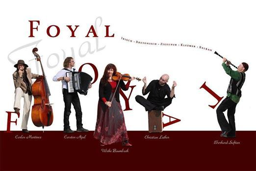 Foyal in Concert Folk im Advent meets Beethoven