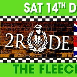2 Rude  The Jam DRC Xmas Gig at The Fleece Bristol