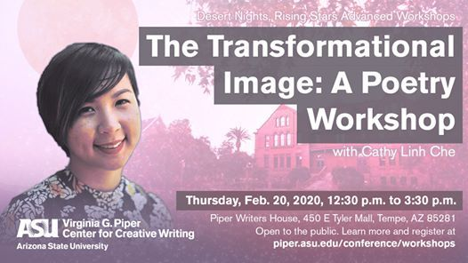 The Transformational Image with Cathy Linh Che