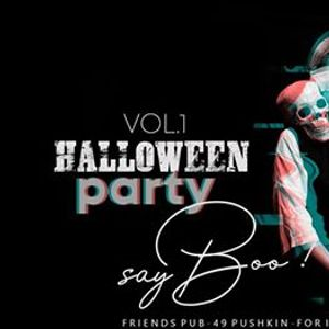 Vol.1-   Halloween party with DJ Sniper