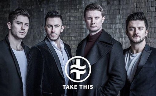 Take That Tribute Night - 6 places available.