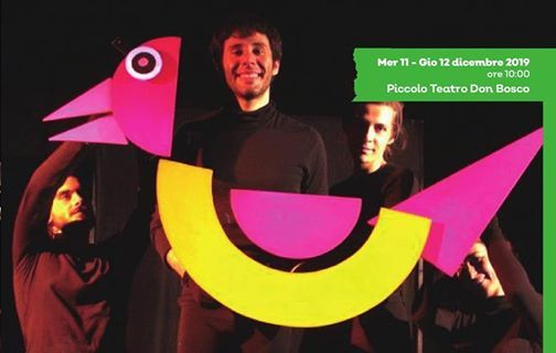 Trp 2019-20 Carnval libere geometrie per un teatro musicale