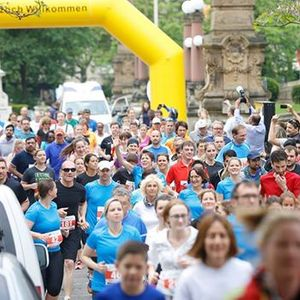 6. Charity Walk & Run Frankfurt