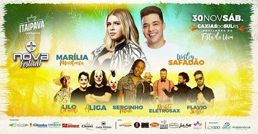 Marilia Mendona e Wesley Safado - Maisnova Festival