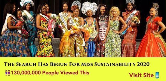 Miss Sustainability 2020