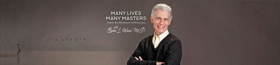 Brian Weiss Many Lives Many Masters  Melbourne