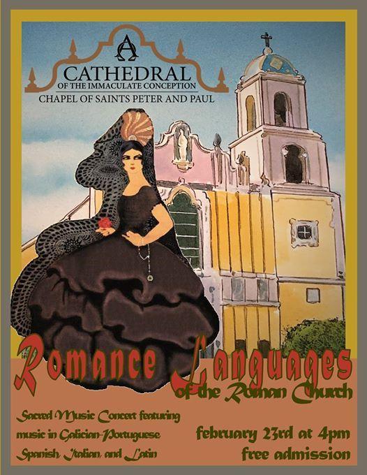 Sacred Music Concert-Concierto de Musica Sacra
