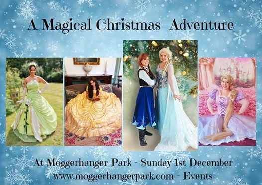 A Christmas Fairytale Adventure - Sold Out