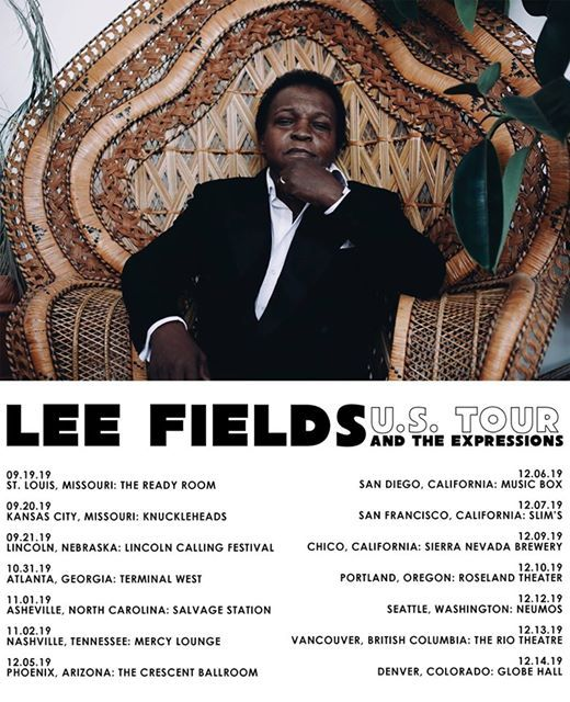 Lee Fields & the Expressions With Guest - Vancouver