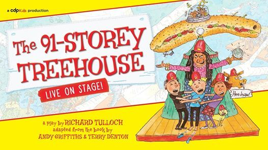 The 91-Storey Treehouse - Live at the Seymour Centre