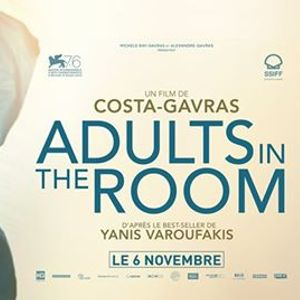 "Sance-Rencontre  &quotAdults in the Room"" avec Costa-Gavras"