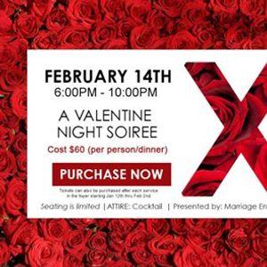A Valentines Night Soiree