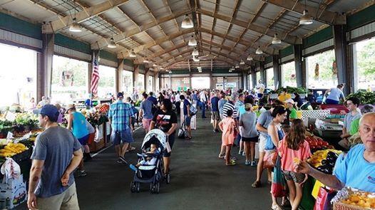 Shopping Trip - State Farmers Market