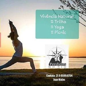 Yoga  Trilha do Pico da Tijuca - Floresta da Tijuca
