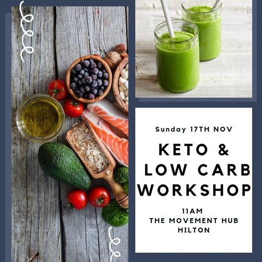 Keto & Low Carb Workshop