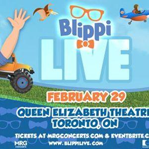 Blippi Live - Feb 29 - Queen Elizabeth Theatre