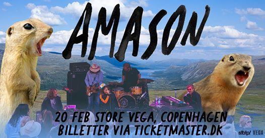 Amason [Support Esther] - VEGA