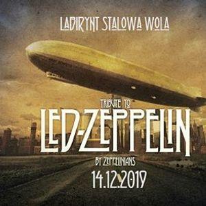 Tribute to Led Zeppelin by Zeppelinians 14.12.2019 Labirynt