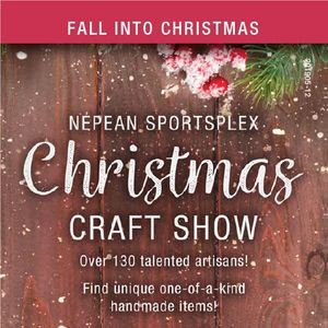 Christmas Craft Show Items.Nepean Christmas Craft Show Presented By The City Of Ottawa