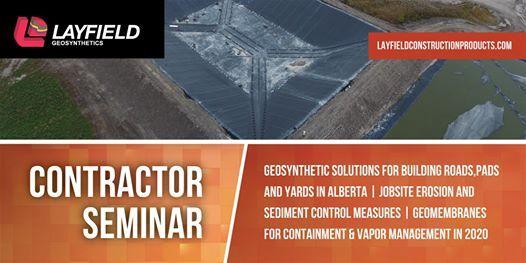 Layfield Contractor Seminar  Edmonton  March 19