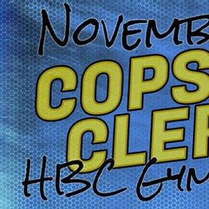 2nd Annual Cops vs Clergy Basketball Game