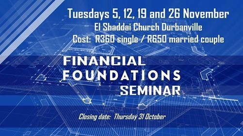Financial Foundations Seminar
