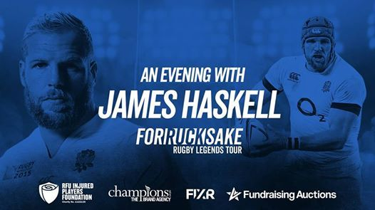 FRS Tour Brighton with James Haskell