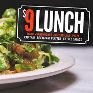 9 Lunch Special