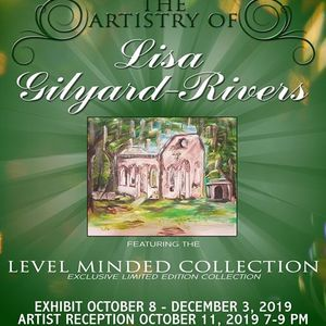 Gullah Art Gallery Art Exhibit with Lisa Gilyard-Rivers