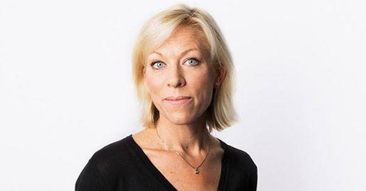 Ginna Lindberg - Fokus p presidentvalet i USA och medierna