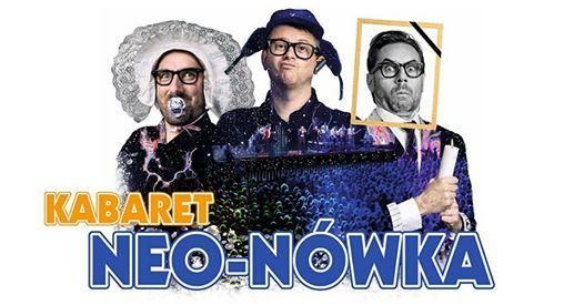 Kabaret Neo-Nwka - Wrocaw 2019 nowy program ywot Mariana