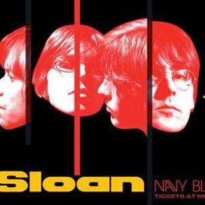Sloan - Navy Blues Tour April 21 - The Music Hall
