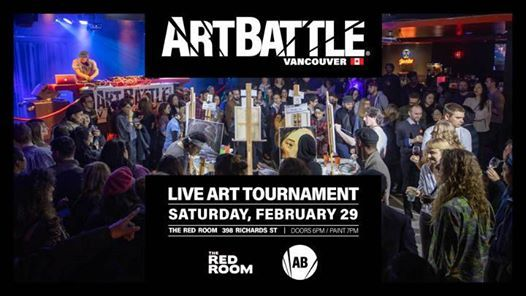 Art Battle Vancouver - February 29 2020