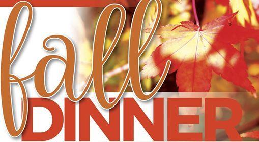 Fall Fundraiser Dinner