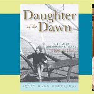 Author talk with Avary Hack Doubleday