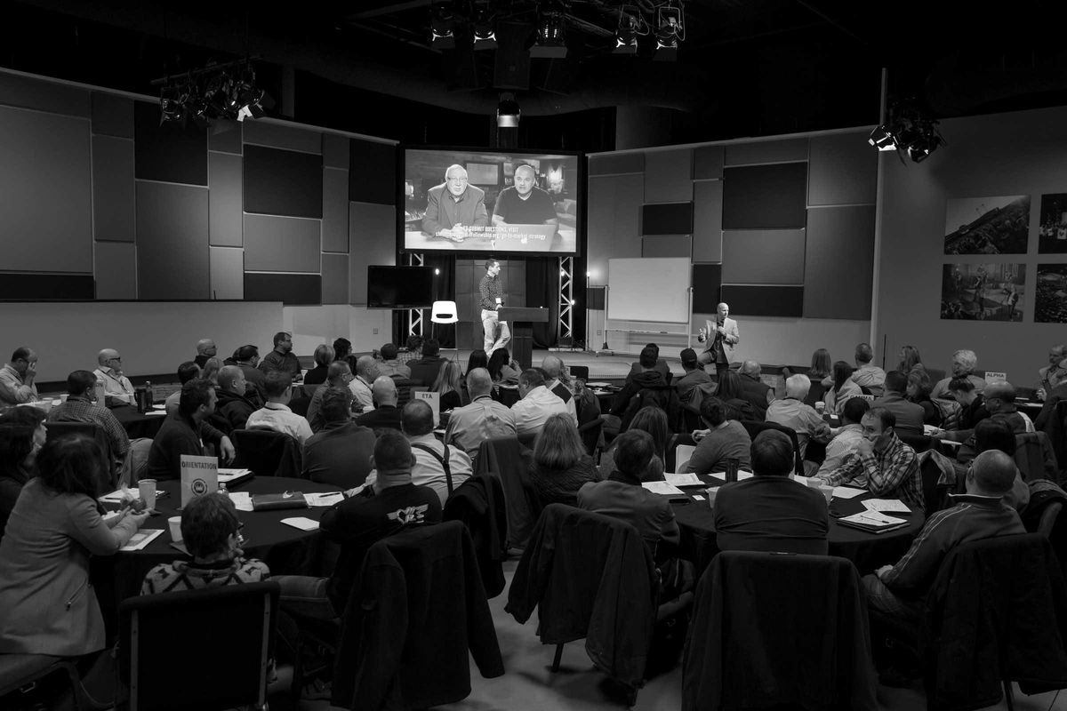 Christian Business Fellowship Roseville Monthly Meeting