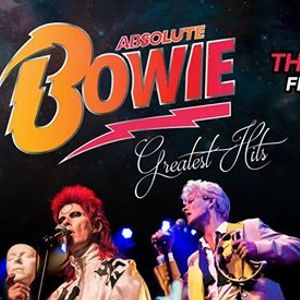 Absolute Bowie Greatest Hits Show at The Fleece Bristol